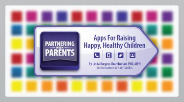 """The """"Amazing Brain"""" Series of 5 booklets provides accessible, teachable information for people on brain development and the opportunities for positive impact. The 2013 booklet """"Apps for Raising Happy Healthy Children"""" includes smart phone app links"""