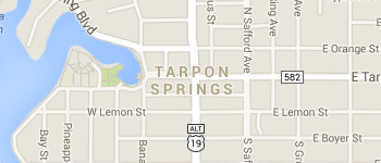 map-tarpon-springs