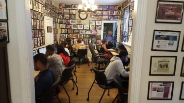 Hopeworks training room