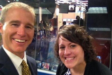 Kevin Carroll & Lisa Cushatt